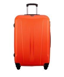 Duża walizka PUCCINI ABS03 Paris orange