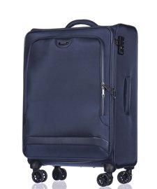 Duża walizka PUCCINI Copenhagen EM-50420 A granatowa