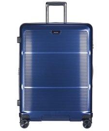 Duża walizka PUCCINI PC021 Vienna granatowa