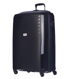 Duża walizka PUCCINI PP010 czarna