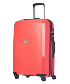 Średnia walizka PUCCINI PP010 orange
