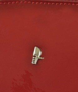 Kosmetyczka PUCCINI L-1503 czerwona