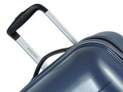 Średnia walizka PUCCINI PC005 Voyager ciemnoniebieska
